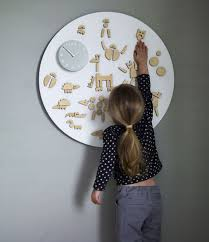 52 best wall children clock images on wall clocks