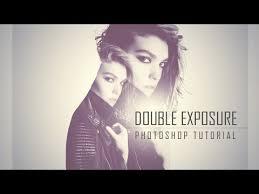 tutorial double exposure photoshop cs3 double exposure effect photoshop tutorial cs3 youtube