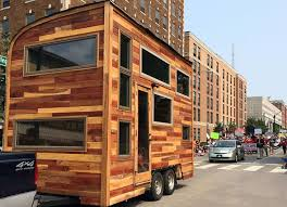 superb craftsmanship defines this 30 tiny house on wheels largest tiny house home design ideas