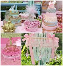 Princess Party Decorations Kara U0027s Party Ideas Vintage Princess Party Planning Ideas Supplies