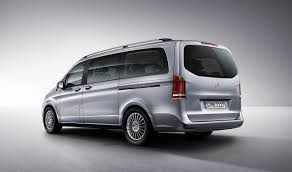 mercedes minivan 2017 mercedes benz v class 250 overview u0026 price