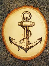 anchor wood by jacob henley http www etsy listing 93753851 ship
