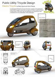 philippine tricycle design trike patrol by kenn reyes at coroflot com