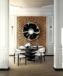 modern mirrors for dining room modern dining room mirrors large wall new luxury interior project