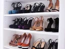 billy bookcase shoe storage five creative shoe storage solutions chatelaine billy bookcase shoe