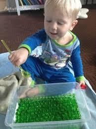Toddler Sensory Table by Best 25 Water Beads Walmart Ideas On Pinterest When Is Festivus