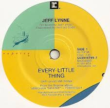 Armchair Theatre Jeff Lynne 45cat Jeff Lynne Every Little Thing I U0027m Gone Reprise