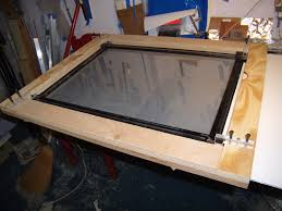 Touch Screen Conference Table Flush Touch Screen Working Prototype Version 8 Invivia Research