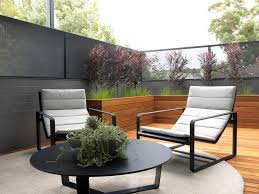 Deck Coffee Table - brown planter boxes deck traditional with brick pillars drainage holes