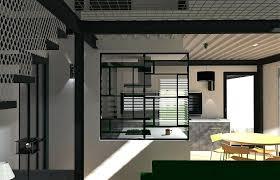 separation de cuisine en verre separation de cuisine en verre verriere separation cuisine salon