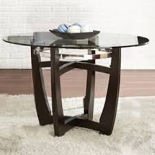 Glass Dining Room  Kitchen Tables Shop The Best Deals For Sep - Dining room table glass