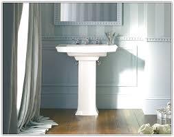 Kohler Stately Pedestal Sink Kohler Pedestal Sink Towel Bar Befon For