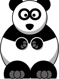 chinese new year panda coloring book colouring coloring book