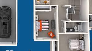gallatin floor plan in phoenix arizona meritage homes youtube