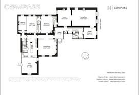 The Dakota Floor Plan by Whimsical Co Op At Upper West Side U0027s The Dakota Slashes Ask By