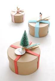 wrapped christmas boxes diy 20 unique ways to wrap your christmas gifts diy make it