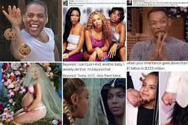 Beyonce And Jay Z Meme - beyonce fans share hilarious memes on twitter as the singer