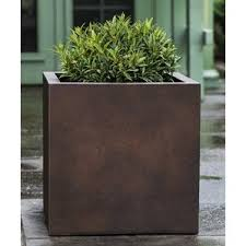 robert square planter wayfair