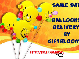 balloon same day delivery balloon delivery on the same day