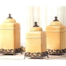 fleur de lis canisters for the kitchen fleur de lis canisters findgift
