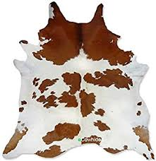 White Skin Rug Amazon Com Brown And White Cowhide Rug On Sale Cow Hide Skin