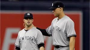 Aaron Judge Joins An Exclusive Club Of Yankees All Stars Pinstripe - klapisch yankees aaron judge never forgot his roots