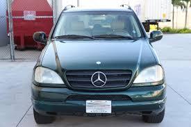 2000 mercedes ml430 autoland 2000 mercedes ml430 v8 suv awd