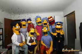 Halloween Costumes Simpsons 50 Greatest Halloween Costumes 2010 Collegehumor