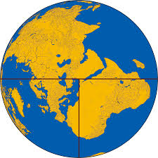 Continents On Map T And O Map Wikipedia