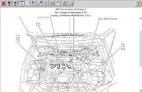 2002 nissan sentra se r radio wiring diagram wiring free browse