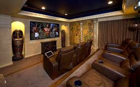 home theater egypt decor color ideas wonderful at home theater