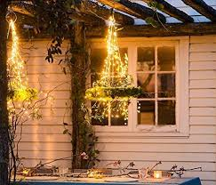 cheng outdoor or indoor string lights battery operated