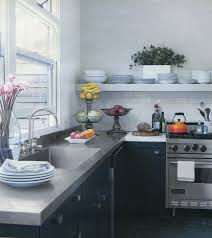 Tile In The Kitchen - look we love beveled subway tile apartment therapy