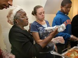 Seeking Dinner Project Seeking Donations For Thanksgiving Dinner