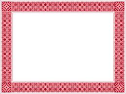 powerpoint certificate template ornate border u2013 elearningart