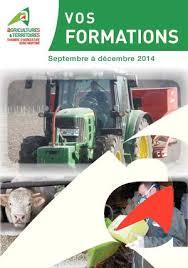 chambre d agriculture 76 calaméo catalogue formation 4e trim 2014 chambre d agriculture 76