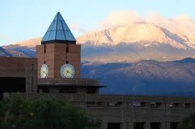 Cuu Cuu Clock Uccs Home University Of Colorado Colorado Springs
