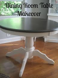 Craigslist Dining Room Table And Chairs by Craigslist Dining Table Makeover U0026 Tutorial Hometalk