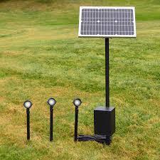 Brightest Solar Powered Landscape Lights - living room malibu solar powered landscape lighting landscaping