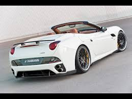 ferrari custom super custom car hamann ferrari california f149