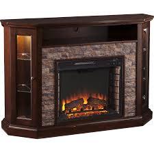 southern enterprises redden corner electric media fireplace sylvane