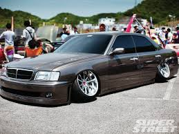 stanced cars wheels why do some tuned cars have very inclined tires motor