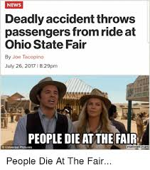 Funny Ohio State Memes - 25 best memes about people die at the fair people die at the
