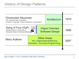 of four design patterns design patterns
