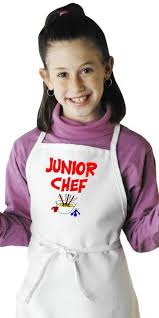 junior chef aprons for and children cooking apron