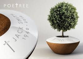 biodegradable urn plant a tree from ashes a funeral urn tea