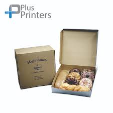 personalized donut boxes custom donut boxes best custom printed bulk donut boxes window