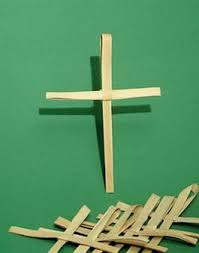 palm sunday crosses palm crosses for palm sunday product goods creative