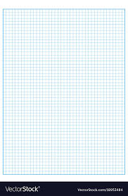 printable squared paper engineering graph paper printable graph paper vector image