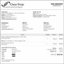 25 translation invoice template invoice in spanish printable